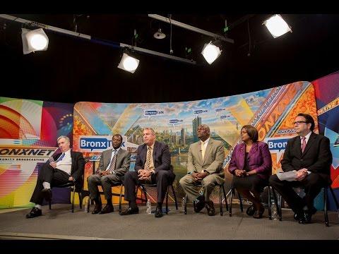 BronxTalk Congressional District 13 Debate