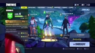 KenJiLLa618 FORTNITE TOP CAMPER Saison 6 Battle Pass Lets Goooooo