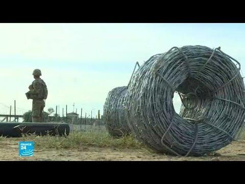 الجيش الأمريكي يعزز إجراءاته لمنع قافلة المهاجرين من عبور الحدود  - نشر قبل 3 ساعة