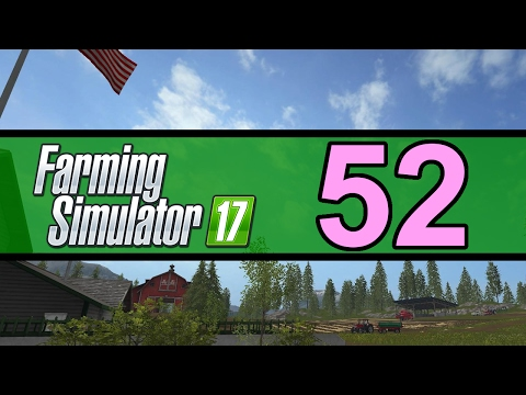 Let's Play Farming Simulator 17 | Ep. 52 - Planting Grass