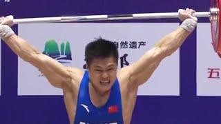 LU Xiaojun — 174 + 207 (2016 Chinese Nationals Weightlifting)