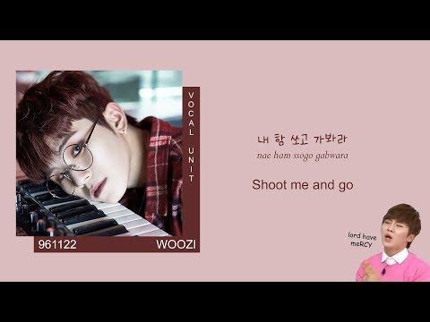 SEVENTEEN (세븐틴) - HOSHI & WOOZI - BRING IT (날 쏘고 가라) (Color Coded Han/Rom/Eng Lyrics/가사)