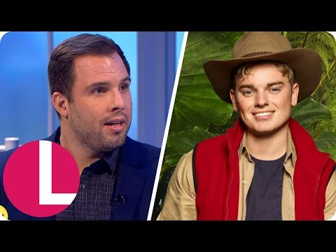 Jack Maynard Has Been Forced to Leave I'm A Celebrity | Lorraine