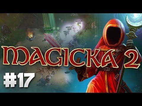 Magicka 2 - #17 - Cheese Physics! |