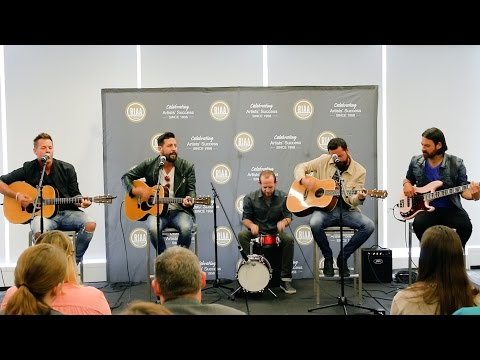 "Old Dominion Brings ""Meat and Candy"" to RIAA"