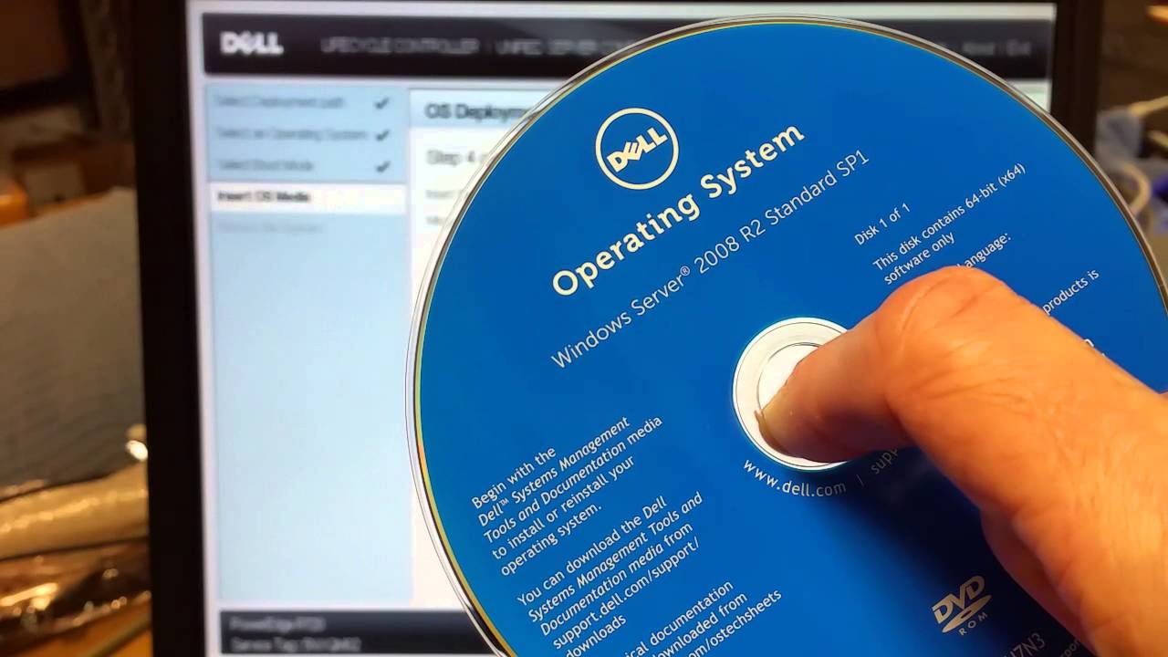Deploying OS on Dell PowerEdge Systems Installation Dell