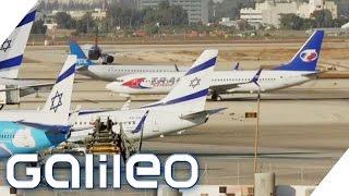 Der sicherste Flughafen der Welt - mitten in einem Krisengebiet | Galileo | ProSieben