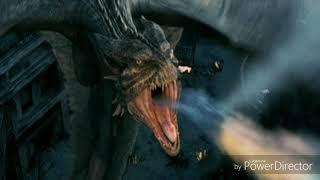 """Всё о монстрах : драконы из фильма,, Власть огня """""""