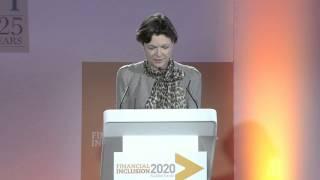 FI2020 Global Forum: Diana Taylor