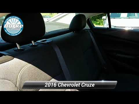 Used 2016 Chevrolet Cruze LS, Cape May Court House, NJ 10456P