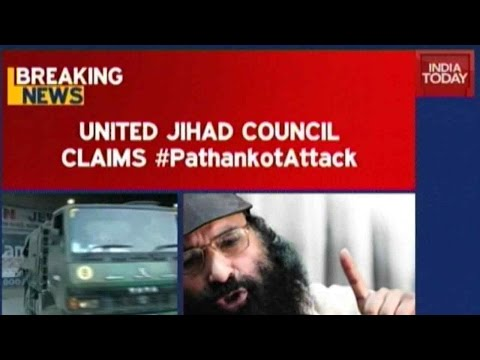 United Jihad Council Claims Responsibility Of Pathankot Attack