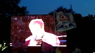 Sir Elton John @ Queen´s Diamond Jubilee Concert - Buckingham Palace