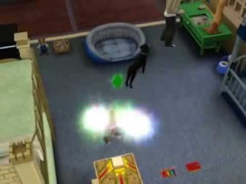 sims-3-pets-dog-giving-birth!