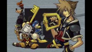 Kingdom Hearts Original Soundtrack Complete - 203 Villains of a Sort