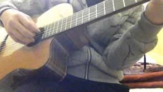 Căn gác trống - yên bình cover guitar