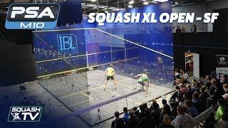 Squash: 2018 Squash XL Open - Semi-Finals