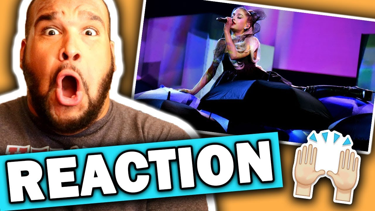 Ariana Grande No Tears Left To Cry Billboard Music Awards 2018 Performance Reaction