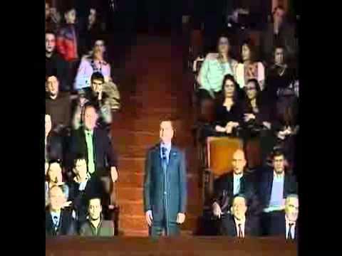 Հարբած վարչապետի շնորհավորական խոսքը