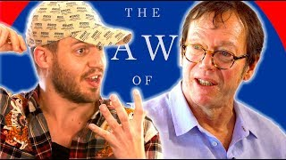 """How To Increase Your Social Status: Julien Blanc & Robert Greene Reveal """"The Laws Of Human Nature"""""""