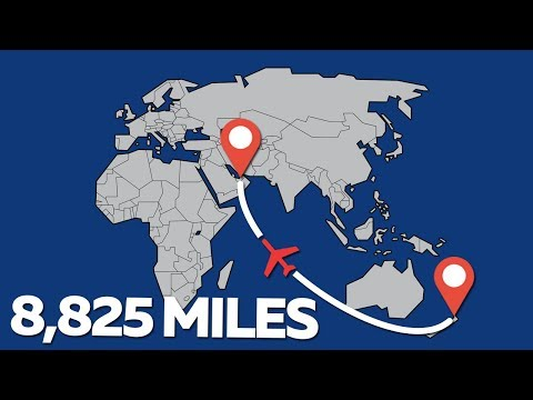 5 Longest Flights In The World