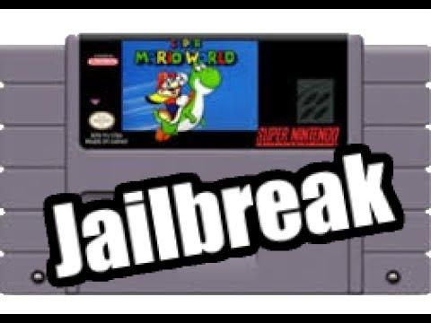 Hackers jailbreak permanent mods onto Super Mario World save