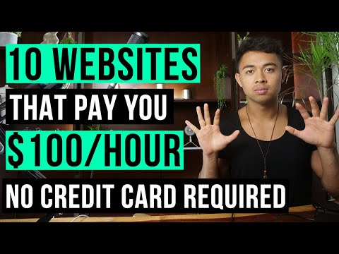 10 Websites To Make Money Online For FREE In 2021