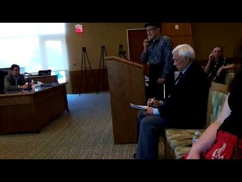 Part 4: DOI Native Hawaiian Recognition Hearing in Connecticut August 7, 2014
