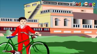 Indian Heroes || Jawaharlal Nehru Life History In Hindi || with Animation
