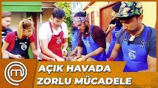 Dokunulmazlık Oyunu Yarışı MasterChef Türkiye 27 Bölüm