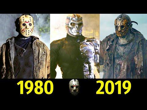😱 Джейсон Вурхиз - Эволюция (1980 - 2019) ! Все Появленеия Маньяка 😡!