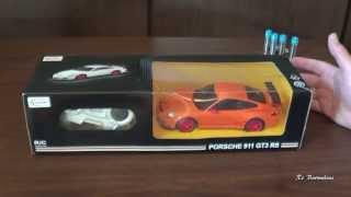 Машинка на радиоуправлении Porsche 911 GT3 ( Radio-controlled car Porsche 911 GT3 )(, 2013-10-17T16:00:10.000Z)