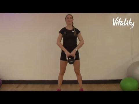 Upper Body Circuit Workout  | Vitality Fitness | Vitality UK