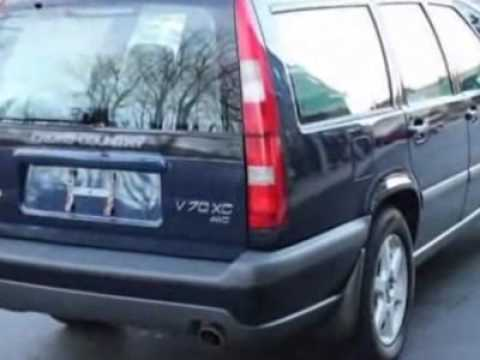 1999 Volvo V70 Xc Awd A 5dr Wgn Awd Xc Turbo Wagon Canton Ma