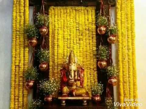 ganesha decoration ideas from pinterest ganesh chaturthi decoration