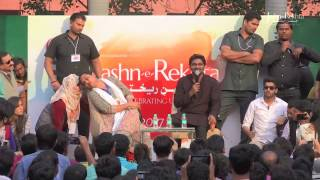 Jashn e Rekhta 2017- Zakir Khan original poem recital.