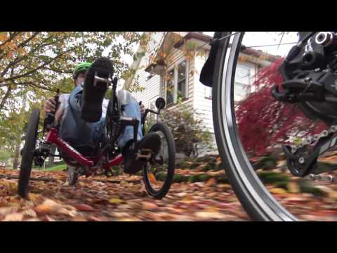 Test Ride Of First Version Of Swego Bike Youtube