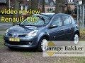 Video review Renault Clio 1.4 16v Dynamique, 2007, 12-XB-NR