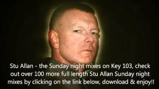 "Stu Allan Sunday Night Mix Key 103 ""thunderdome 1996"" Pt1"