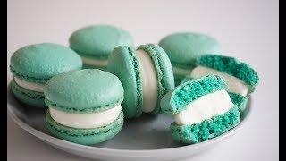리얼순수 우유마카롱 프렌치마카롱, 꽉찬 꼬끄만들기: 이탈리안크림 milk macaron 우미스베이킹:그녀의베이킹