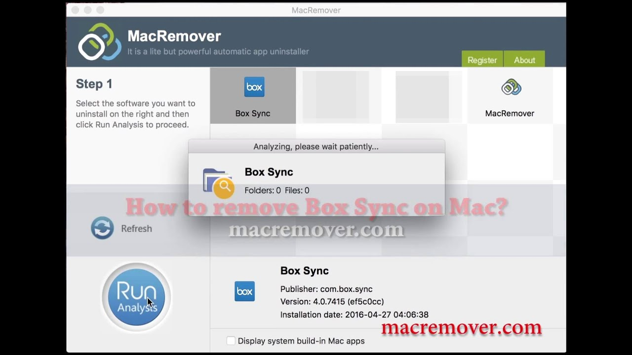 How To Remove Box Sync From Your Mac?