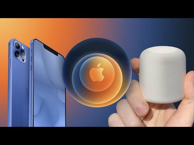 Full Apple Event Leaks: iPhone 12 Specs, Dates, HomePod Mini Pricing