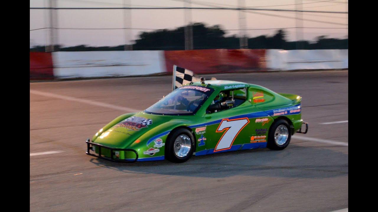 Bandolero Race Car: Zach Lightfoot Wins @ Southside Speedway Bandolero Race