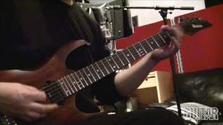 Ihsahn: Left Hand Path #2 Guitar Lesson