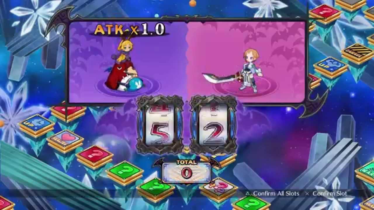 Evility slots disgaea 5 casino gambling web main free games online slots