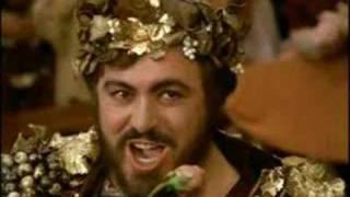 Luciano Pavarotti - Bella figlia dell
