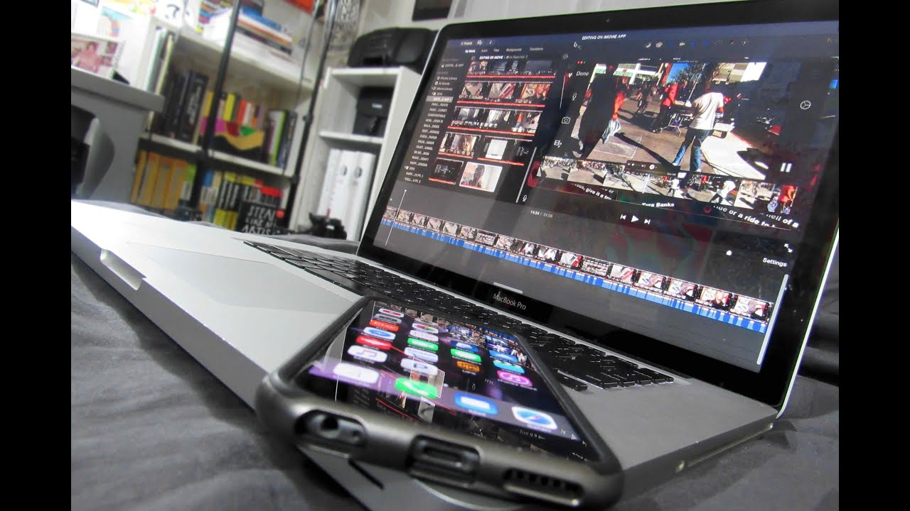 How To Edit A Video On The Iphone 6s