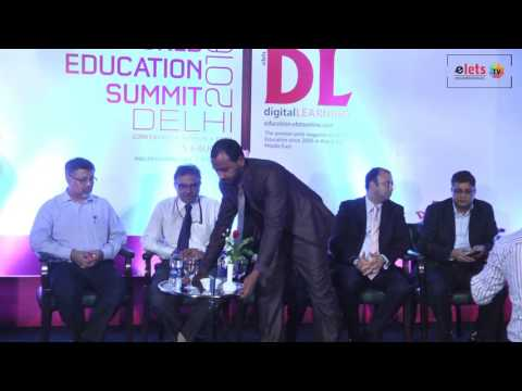 Elets' 7th World Education Summit' 16 - World Education Awards 2016
