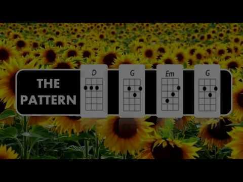 Download Sunflower Ukulele Play-Along