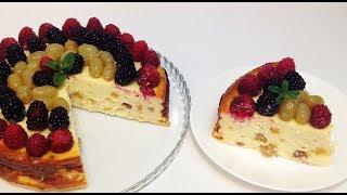 ЗАПЕКАНКА ТВОРОЖНАЯ со СГУЩЁНКОЙ (cottage cheese casserole)