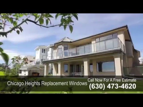 Replacement Windows Chicago Heights